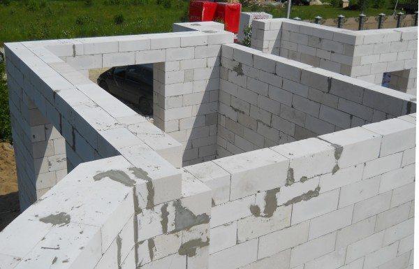 Раствор позволяет создать идеально ровную стену