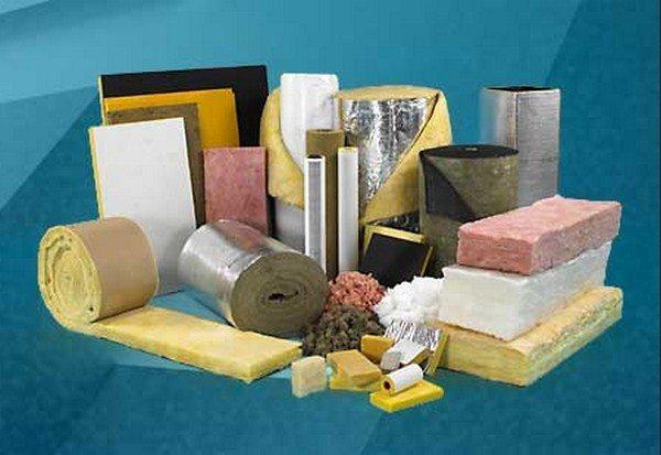 Различные виды материалов, которые можно использовать для защиты от холода
