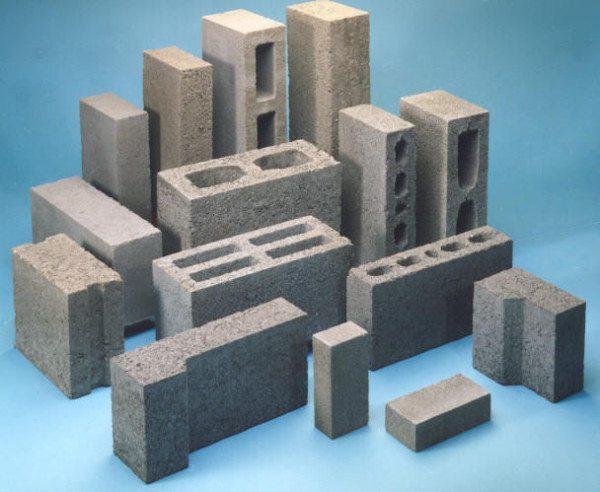 Разноразмерные блоки