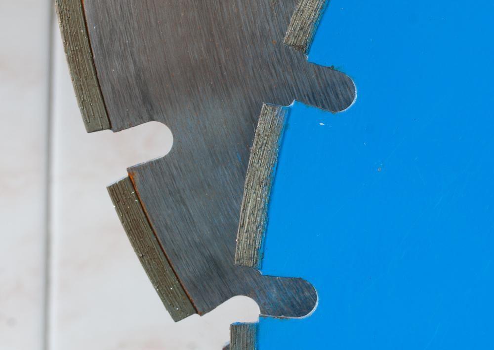 Разновидность кругов для работы по бетону