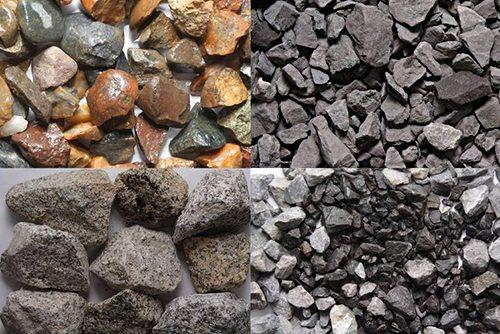 Разные виды камня нашли свое применение в строительстве.