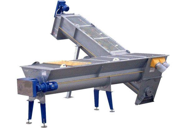 Рециклер бетонной смеси