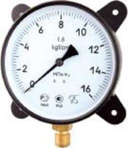 Самый простой вакуумметр, который играет важную роль в допущении материала к работе