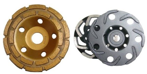 Сегментарныйшлифовальный диск по бетону для болгарки