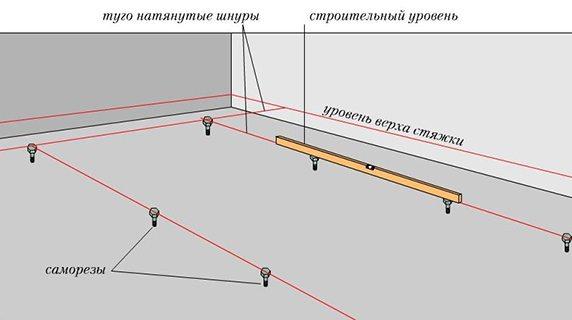 Схематическое изображение создаваемой конструкции