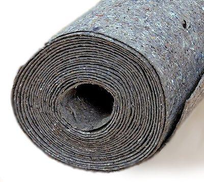Шерстяная подложка под линолеум на бетонный пол