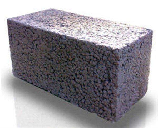 Шлакобетонные блоки обладают высокими эксплуатационными свойствами