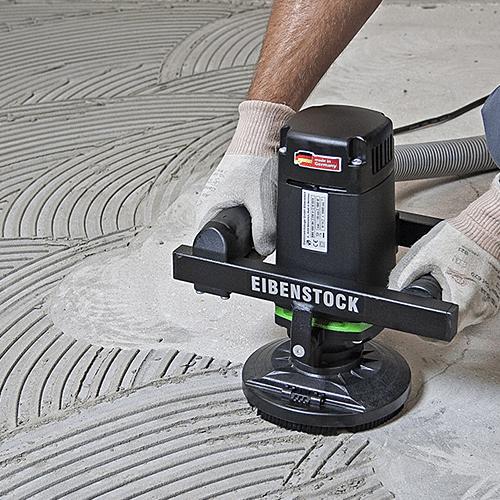 Шлифование бетонной поверхности