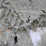 Штукатурка бетонных фасадных стен цементным раствором