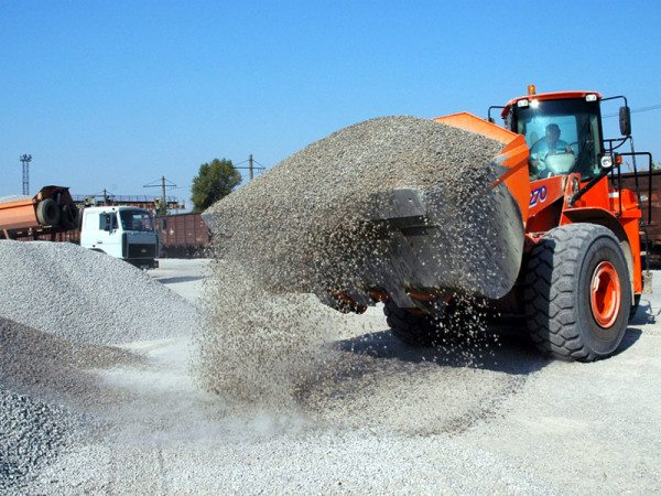Сколько щебенки входит в состав бетона