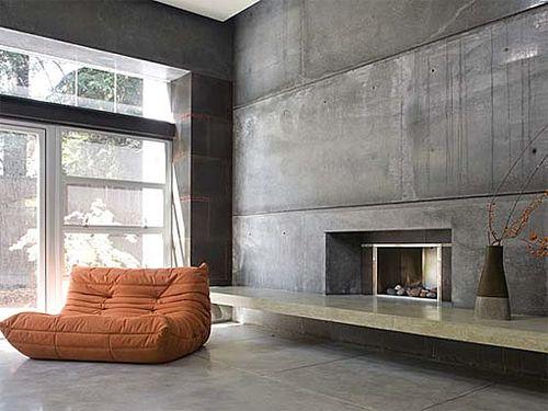 Современный дизайн помещения