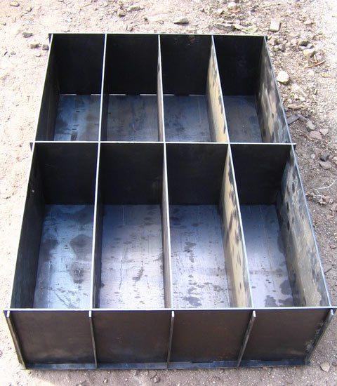 Стандартное оборудование для блоков из пенобетона