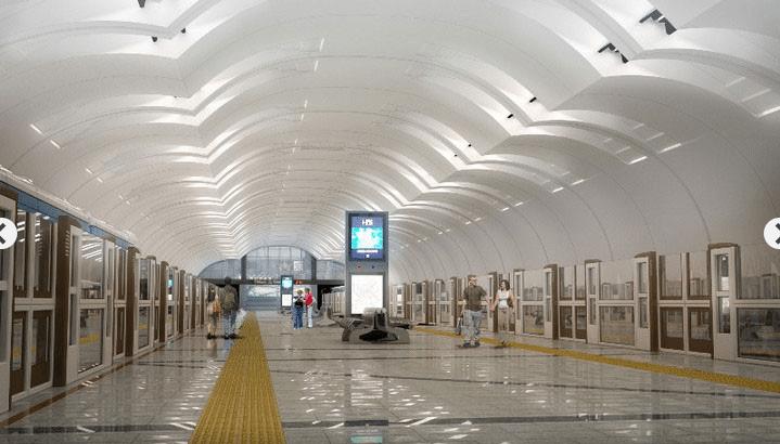 Стенам метро требуется сдерживать силу самой земли