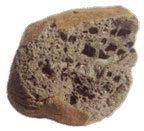 Структура керамзита