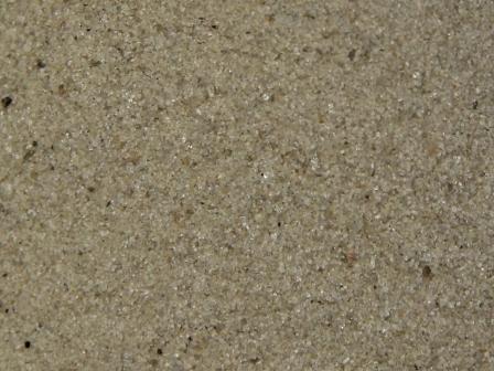Структура литого бетона