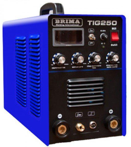 Сварочный трансформатор BRIMA TIG 250