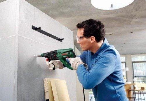 Сверление бетона своими руками – ответственный процесс