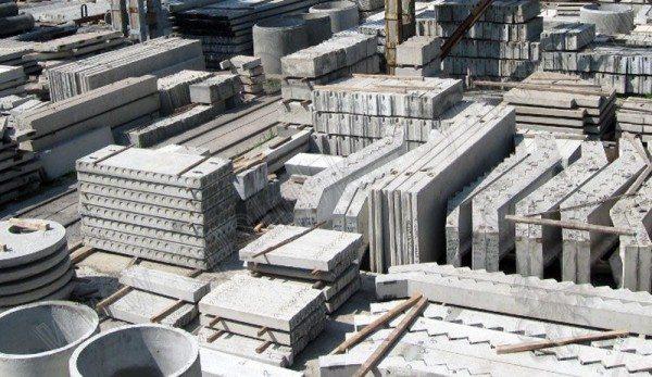 Так выглядит продукция, которую мы привыкли ассоциировать со словом бетон