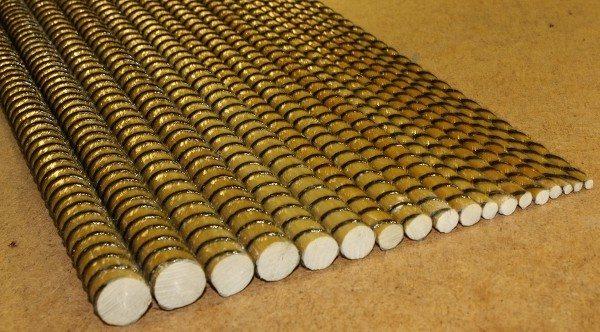 Такая арматура превосходит металлическую по всем показателям, именно поэтому ее очень широко используют в современном строительстве