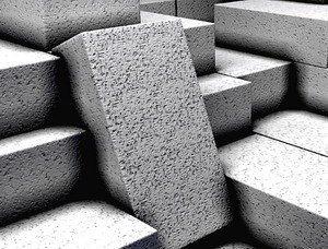 Такие блоки не являются средой распространения плесени и прочих микроорганизмов