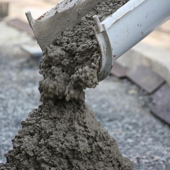 Тощий бетон отличается плотной консистенцией и высокой зернистостью.