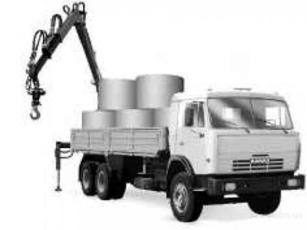 Транспорт для перевозки изделий.