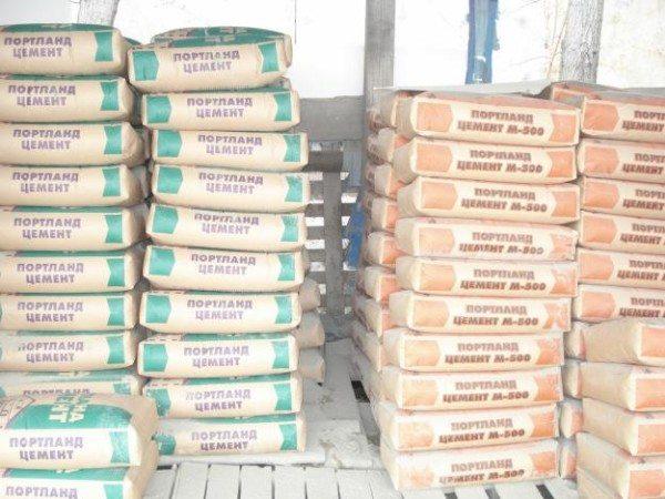 Цемент – основное и наиболее дорогостоящее сырье