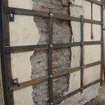 Усиление конструкций методом внешнего армирования бетона