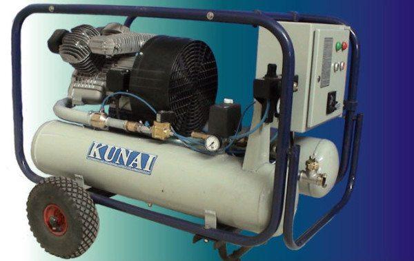 Установка для поризации бетона марки «KUNAI»