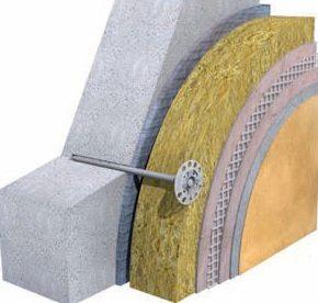 Утепление бетонных конструкций – процесс очень ответственный и важный