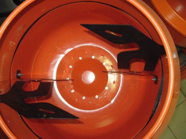 Уточняйте толщину и состав стенок барабана.