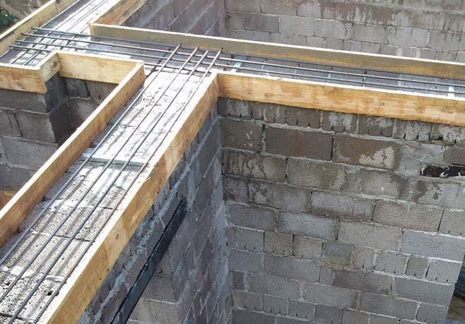 Керамзитобетонные блоки: особенности строительства, фото