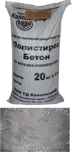 В последнее время подобный материал стали продавать в качестве готовой смеси расфасованной в мешки