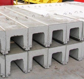 Водоотводные бетонные изделия