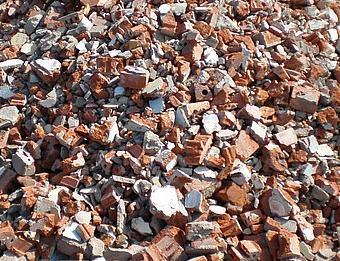 Вторичный гравий – продукт переработки строительных отходов.