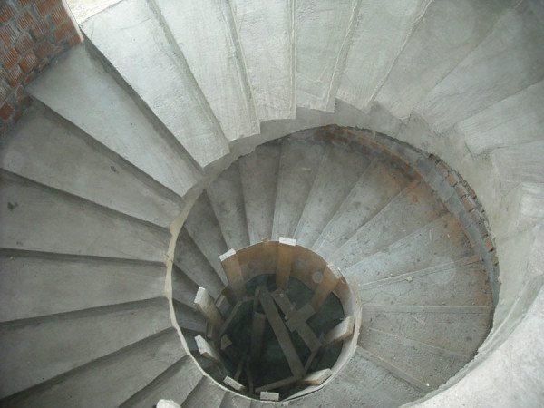 Заливная лестница