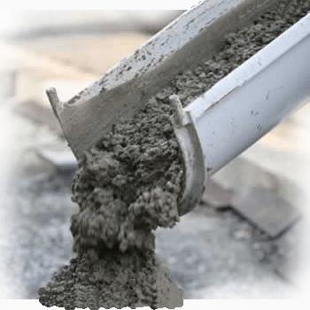 Затраты бетона зависят от типа изготавливаемой конструкции.