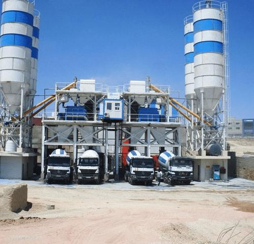 Завод по изготовлению бетона использует данную марку в качестве основной и приспосабливает под нее основные производственные мощности
